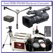 Camera filmat Sony fx 1000 de la Studioul Foto Video