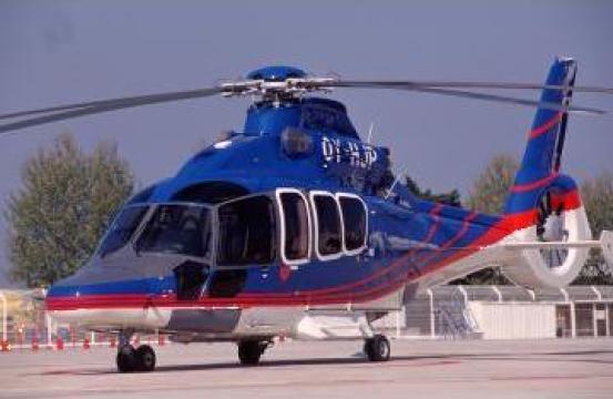 Inchiriere aeronave - elicoptere de la S.c. Avisibtravel 218 S.rl.