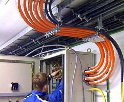 Lucrari de instalatii electrice de la Conductiv Service