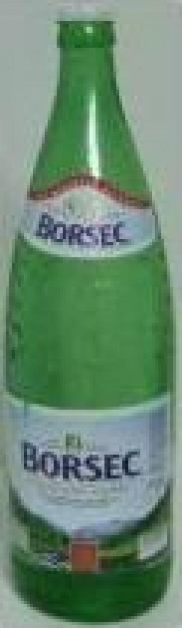 Apa minerala Borsec 1L de la S.c. Milmid Com S.r.l.