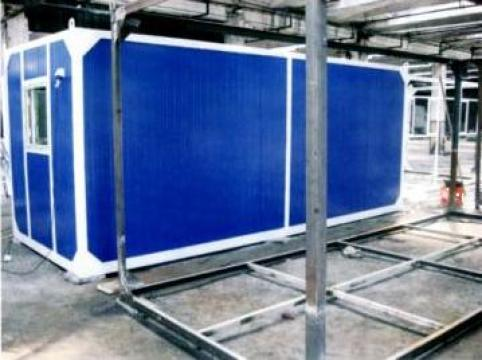 Containere organizare santier de la SC Transcons Impex SRL