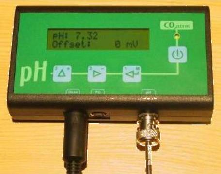 PH-metru AR ELektronik de la Circuite Imprimate Ar Elektronik Srl