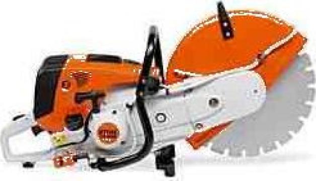 Masini de debitat cu disc (Motodebitator) Stihl TS800 de la Nick & Son Services Srl