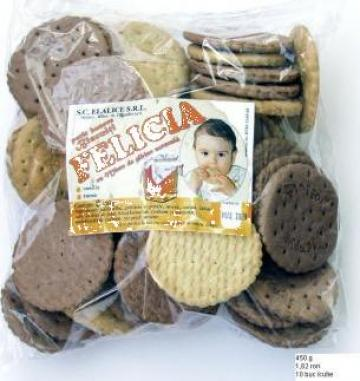 Biscuiti Felicia de la Sc Elalice Impex Srl