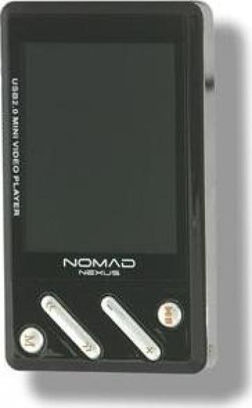 MP4 Player Nexus Nomad de la Sc Nexus Electronics Srl