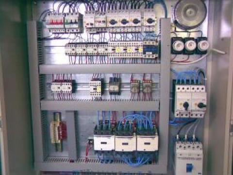Instalatie electrica statii betoane