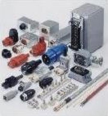 Conectori, mufe, cabluri de la Delortech Srl