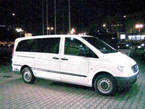 Inchiriere Mercedes Benz Vito 111 CDI de la Adved