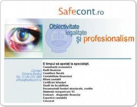 Fonduri structurale nerambursabile de la Safecont Srl