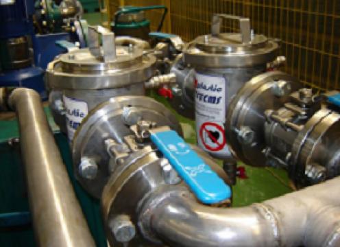 Separator magnetic pentru lichide de la Plastic Systems Srl