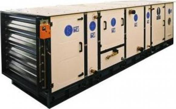 Unitati centrale de ventilare sau ventilare-climatizare de la Steven Instal
