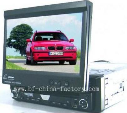 DVD Player Auto with Detachable Front Panel de la Btm (china) Company Limited