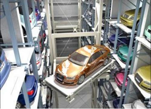 Parcari automatizate
