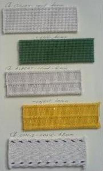 Chingi textile de rezistenta din bumbac