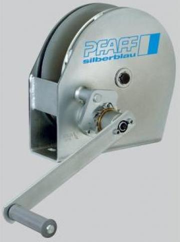 Troliu pe consola LB cu derulare automata, WLL = 1350 kg de la Parcon Freiwald Srl