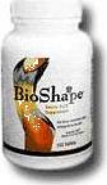 Supliment alimentar BioShape (sportivi, cure de slabire)