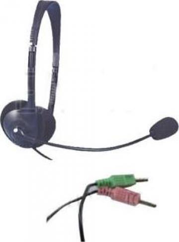 Casti PC Stereo Headset CD-610 de la Makant Europe Gmbh & Co Kg