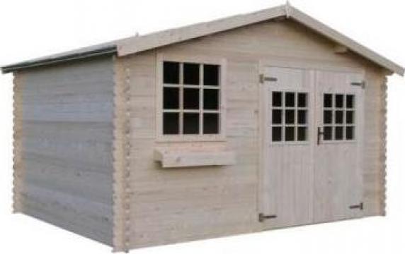 Casute pentru gradina din lemn de la S.c. Prod-wald Impex S.r.l.