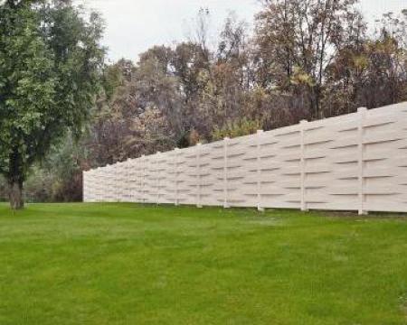 Garduri PVC Windsor de la Spectrum Construct