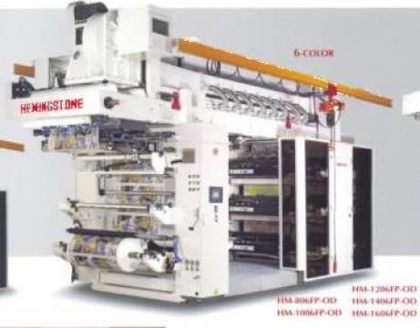 Masina pentru imprimat flexo Hemingstone