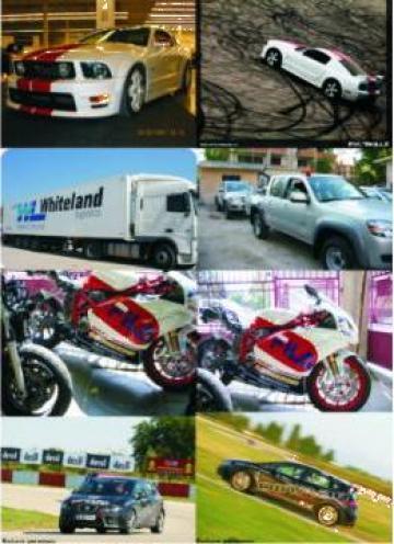 Inscriptionare auto, mobilier, publicitate outdoor
