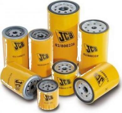 Filtre buldoexcavator JCB , filtre excavator JCB de la Grup Utilaje Srl