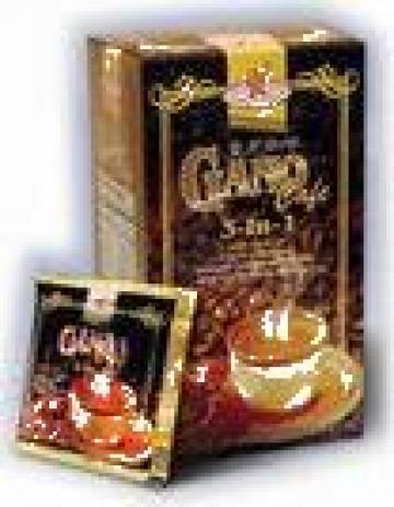 Cafea Gano cu ganoderma de la Joltec Srl