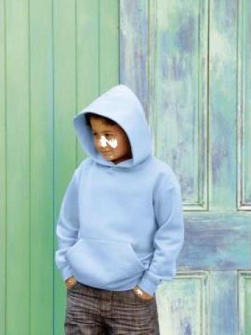 Imbracaminte pentru copii Kids Hooded Sweat de la Sc Stil Media Srl