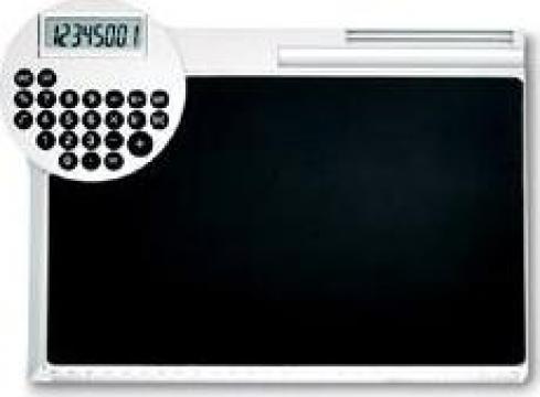 Mouse pad with calculator de la Sc Stil Media Srl
