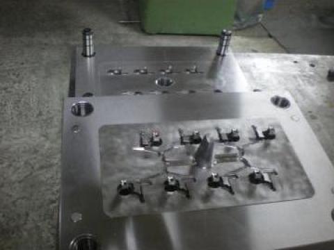 Matrite injectie plastic aluminiu, cauciuc, suflat