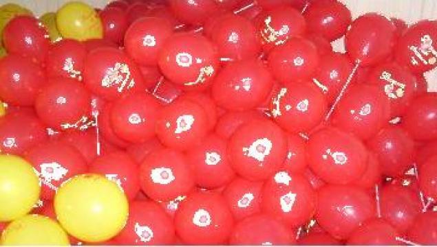Baloane cu heliu, inscriptionate de la Concept Hera Design Srl