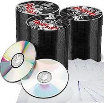 CD personalizat/ multiplicat de la Top Production Srl