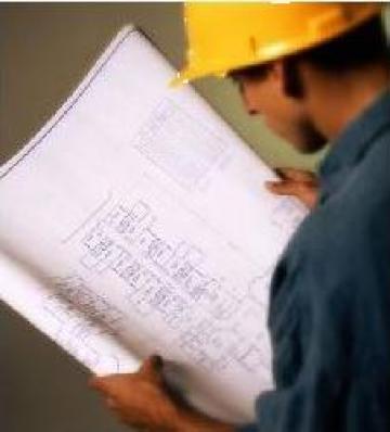 Constructie de case la rosu de la Axe Business Solutions Srl
