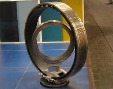 Motoras rotativ suport pentru advertising K010