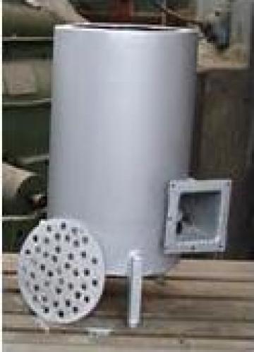 Arzator de biomasa Tuld