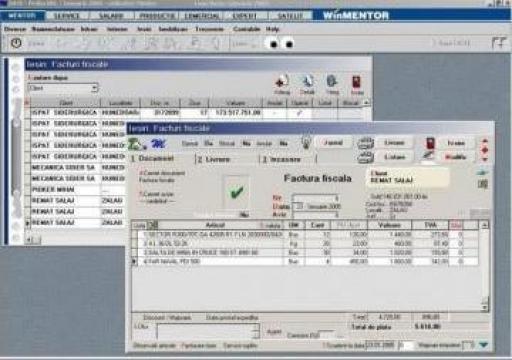 Programe de contabilitate, facturari, salarii WinMentor de la Sys Consulting