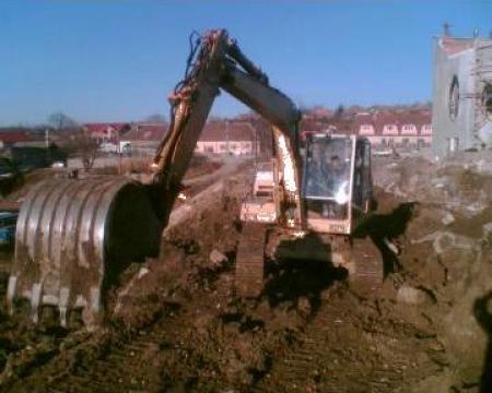 Excavator pentru reparat sau piese Liebherr 902
