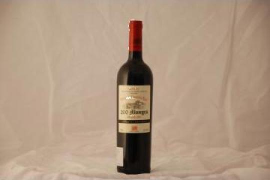 Vin rosu sec 200 Monges-Spania de la Viniteca