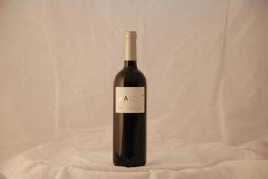 Vin rosu sec Aalto-Spania de la Viniteca