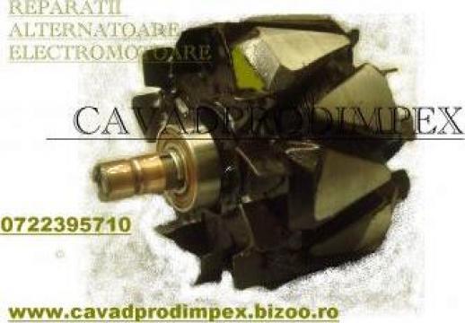 Rotor alternator Golf 4 / Audi / Skoda, Valeo 12V / 120A de la Cavad Prod Impex Srl