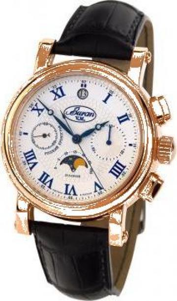 Ceas de mana Buran Chronograph de la Vostok Spirit