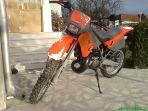 Motocicleta Aprilia Enduro 125 cmc