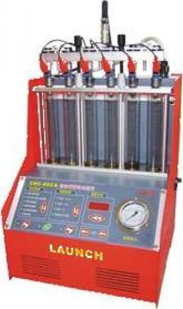 Aparat curatat injectoare & tester banc Launch Germania de la Fcc Turbo Srl