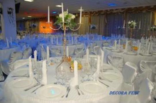 Sfesnic fier forjat de la Sc Decora Fest Srl
