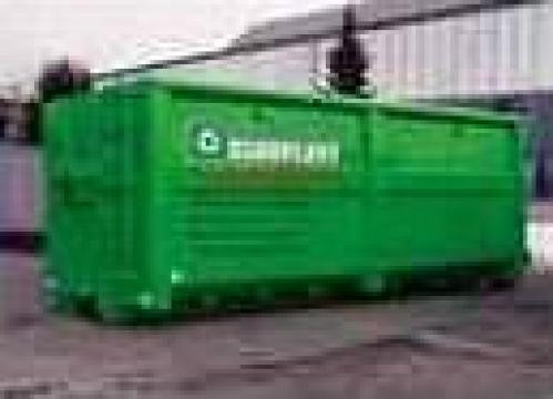 Container de mare capacitate Abroll