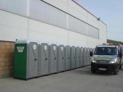 Toalete ecologice mobile de la Saloti Srl