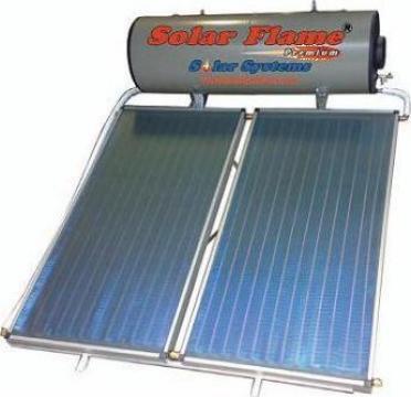 Sistem solar cu circuit natural (termosifon) 150 litri de la Sun Power
