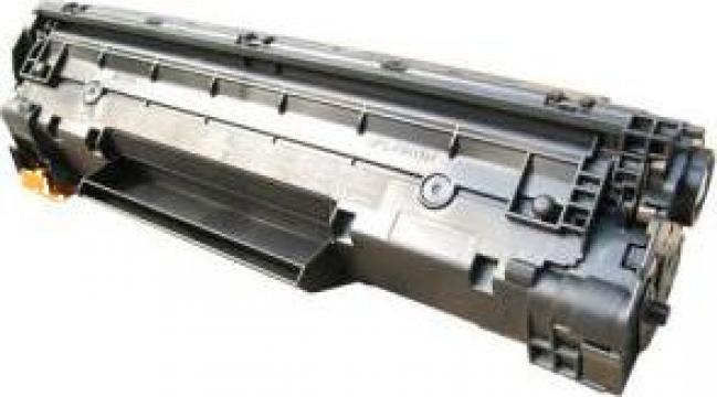 Cartus toner HP CB435A compatibil de la Top Print Solutions Srl