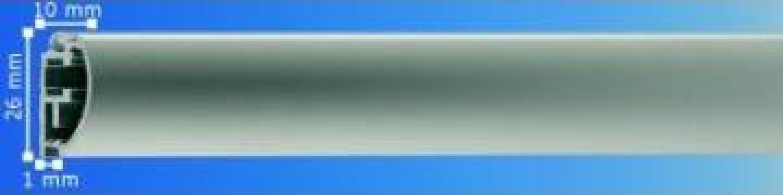 Profil aluminiu click 25 mm de la Frameart Decor Srl.