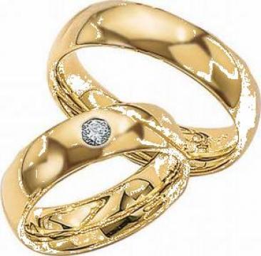 Bijuterii de aur si platina cu diamante de la Sc Alma Group Srl